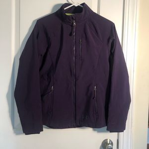 PurpleUnder Armour Storm Jacket